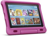 AMAZON Fire HD 10 Kids Edition, Tablet, 32 GB, 2 GB RAM, 10.1 Zoll, Fire OS, Pink