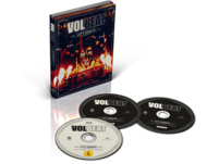 Volbeat - Let's Boogie! Live from Telia Parken (3 Disks) - (CD + DVD Video)