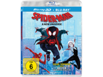 Spider-Man: A new Universe - (3D Blu-ray (+2D))