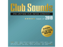 VARIOUS - Club Sounds-Best Of 2019 - (CD)