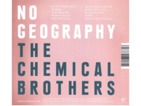 The Chemical Brothers - No Geography - (CD)