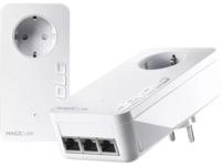 Powerline Adapter DEVOLO 8510 Magic 2 LAN triple Starter Kit 2400 Mbit/s kabelgebunden