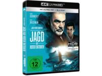 Jagd auf Roter Oktober - (4K Ultra HD Blu-ray)