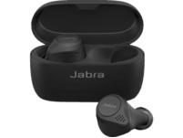 JABRA Elite 75t, In-ear, True Wireless Kopfhörer, Schwarz