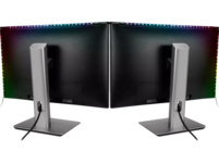 SPEEDLINK SL-600608-MTCL MYX Dual, LED Monitor Kit