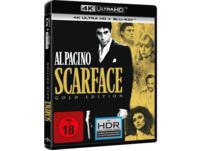 Scarface (1983)-Gold Edition (UHD) - (4K Ultra HD Blu-ray)