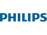 PHILIPS GC160/02, Trockenbügeleisen, 1200 Watt, Weiß/Blau