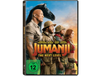 Jumanji: The Next Level - (DVD)