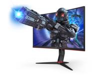 AOC C27G2ZU/BK Curved  Full-HD Monitor (0.5 ms Reaktionszeit, FreeSync, 240 Hz)