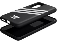 ADIDAS ORIGINAL Moulded Handyhülle, Huawei P40, Schwarz/Weiß