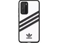ADIDAS ORIGINAL Moulded Handyhülle, Huawei P40, Weiß/Schwarz