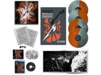 Metallica - S&M2 (Limited Deluxe Box Set: 4LP,2CD,1 Blu-Ray) - (Vinyl)