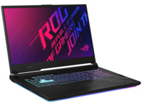 ASUS ROG Strix G17 G712LV-H7007T, Gaming Notebook mit 17.3 Zoll Display, Core™ i7 Prozessor, 16 GB RAM, 1 TB SSD, GeForce RTX™ 2060, Original Black