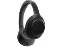 SONY WH-1000XM4 Noise Cancelling, Over-ear Kopfhörer, Near Field Communication, Headsetfunktion, Bluetooth, Schwarz