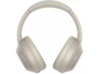 SONY WH-1000XM4 Noise Cancelling, Over-ear Kopfhörer, Near Field Communication, Headsetfunktion, Bluetooth, Silber