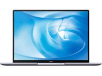 HUAWEI MateBook 14, Notebook mit 14 Zoll Display, Ryzen™ 5 Prozessor, 16 GB RAM, 512 GB SSD, Radeon™ Graphics, Space Gray