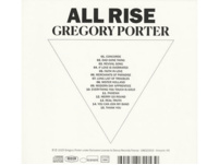 Gregory Porter - All Rise - (CD)