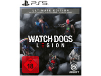 UBISOFT PS5 WATCH DOGS: LEGION ULTIMATE EDITION