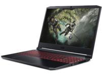 ACER Nitro 5 (AN515-44-R5N0) Rote Tastaturbeleuchtung, Gaming Notebook mit 15.6 Zoll Display, 8 GB RAM, 512 GB SSD, GeForce GTX 1650, Schwarz/Rot