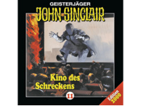 John Sinclair 11: Kino des Schreckens - 1 CD - Horror