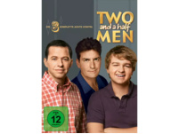 Two and a half Men - Die komplette 8. Staffel - (DVD)