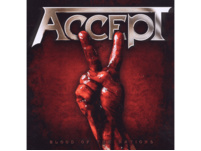 Accept - Blood Of The Nations - (CD)