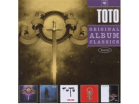 Toto - 5 ORIGINAL ALBUM SERIES - ORIGINAL ALBUM CLASSICS - (CD)