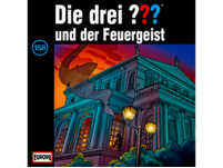 Die drei ??? 158: ...und der Feuergeist - 1 CD - Kinder/Jugend