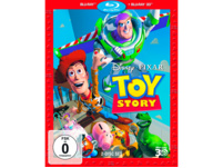 Toy Story 1 - 3D Superset - (3D Blu-ray)