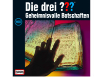 Die drei ??? 160: Geheimnisvolle Botschaften - 1 CD - Kinder/Jugend