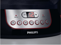 PHILIPS HD9140/91, Dampfgarer, 900 Watt