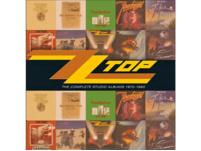 ZZ Top - The Complete Studio Albums 1970-1990 [Box-Set] - (CD)