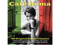 VARIOUS - Cafe Roma - (CD)