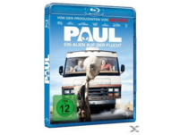 Paul - Ein Alien auf der Flucht - (Blu-ray)