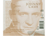 Johnny Cash - BEST OF - (CD)