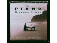 Michael Nyman - The Piano - (CD)