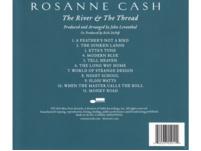 Rosanne Cash - The River & The Thread - (CD)