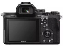 SONY Alpha 7 M2 Kit (ILCE-7M2K) Systemkamera 24.3 Megapixel mit Objektiv 28-70 mm , 7.6 cm Display  , WLAN