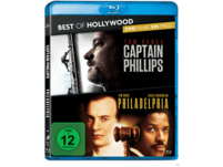 Captain Phillips / Philadelphia (2 Movie Collectors Pack 88) - (Blu-ray)