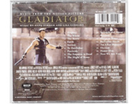 VARIOUS - GLADIATOR - (CD)