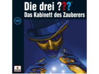 Die drei ??? 181: Das Kabinett Des Zauberers - 1 CD - Kinder/Jugend