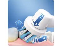 ORAL-B Vitality 100, elektrische Zahnbürste, Blau