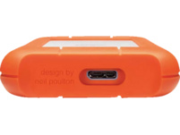 LACIE Rugged Mini, 4 TB HDD, 2.5 Zoll, extern