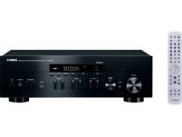 YAMAHA R-N402D, Stereo Receiver, Schwarz
