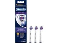 ORAL-B 3D White 3er, Aufsteckbürsten