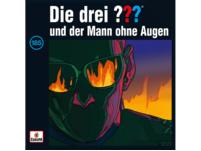 185: ...und der Mann ohne Augen - 1 CD - Kinder/Jugend