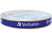 VERBATIM 43725 CD-R 52X, Rohling