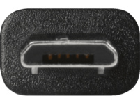 SITECOM CN-135 USB ON-THE-GO Adapter, Schwarz