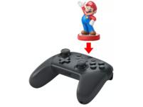 NINTENDO Switch Pro Controller, Grau