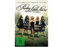 Pretty Little Liars - Die komplette 6. Staffel - (DVD)